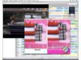 Bild: Die Oberfläche von EyeTV mit zwei geöffneten TV-Fenstern