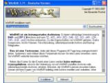 Bild: Im ersten Schritt geben Sie oben an, wohin WinRAR installiert werden soll. Mit einem Klick auf <i>Installieren</i> startet der Kopiervorgang.