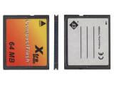 Bild: Der älteste Kartentyp: Die CompactFlash-Karte.