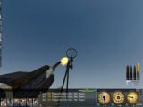 Bild: Feindliche Flugzeuge werden mit der Flak vom Himmel geholt