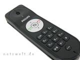 Bild: Tastatur oder Hörer? Eine Telefonnummer kann auf zwei Arten eingegeben werden.