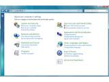 Bild: Neue Kategorien, leicht veränderte Optik: Die Systemsteuerung wird unter Windows 7 übersichtlicher.