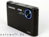 Bild: Samsung NV4 leicht schräg.