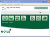 """Bild: Die E-Plus-Software \""""Online Connect Plus\"""""""