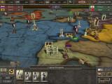 Bild: Die Großmächte Preußen, Russland, Frankreich, England und Österreich vertrauen dem Spieler Heer und Flotte an.