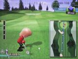 """Bild: Golf gehört zu \""""Wii Sports\"""" und überrascht mit kniffligen Schlägen."""