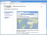 Bild: Nach dem ersten Start zeigt Chrome kurze Videos zu den wichtigsten Funktionen.