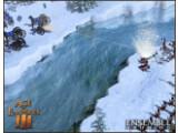 Bild: Screenshot AoE III: Kämpfe in unterschiedlichem Terrain zu jeder Jahreszeit