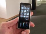 Bild: Porsche Design kümmerte sich bei diesem Handy um die Optik, Sagem lieferte die Technik.