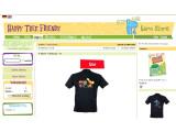 Bild: Fanartikel gibt es im Onlineshop unter http://www.happytreefriends.de.
