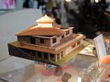 Bild: Auch für Hobby-Architekten geeignet: Aus einem Stück gedrucktes Haus