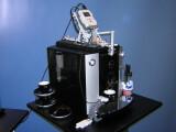 Bild: Unverschlüsselt, aber auch überlebenswichtig: Die ferngesteuerte Kaffeemaschine.