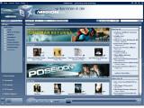 Bild: Um bei Medionbox einkaufen zu können, müssen Nutzer eine Software installieren. Diese fungiert unter anderem als Browser, mit dem Nutzer sich durch das Musik- und Filmarchiv klicken können.
