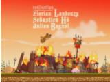 Bild: Unterhaltsam: Der kleine Zeichentrickfilm, mit dem der Abspann unterlegt ist, erzählt vom Rachefeldzug des Supermönchs.