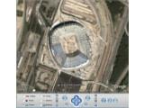 Bild: Auf der Google-Earth noch längst nicht fertig