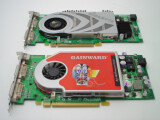 Bild: Nvidia GeForce 7800 GT vs. 7800 GTX
