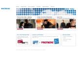 Bild: Verschlüsselt auf Astra: Seit September 2007 ist Entavio am Start. Ziel: Eine digitale Vertriebsplattform für HDTV-Sender werden.