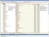 Bild: Die Benutzeroberfläche des A43 ähnelt dem Windows Explorer