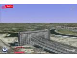 Bild: Der neue Bahnhof in Berlin ist auch begehbar