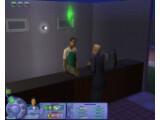 Bild: Sims ohne Stipendium müssen ihr Taschengeld mit diversen Jobs aufbessern