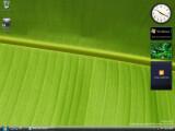 Bild: Die aus Vista bekannte Sidebar wurde modifiziert.