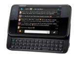 Bild: Das Nokia N900 ist das erste Nokia-Handy, das auf das freie Betriebssystem Maemo setzt. (Bild: Nokia)