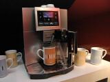 Bild: Ein Sensor erkennt Tasse, Person und den Lieblingskaffee.