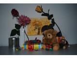 Bild: Zimmerbeleuchtung aus, Blitz ein: ISO 200, Blende 3.8, 1/60 Sekunde.