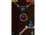 Bild: Im dreidimensionalen Puzzle-Spiel Enigmo muss der Spieler Flüssigkeiten von einem Gefäß in das nächste leiten und physikalische Gesetzmäßigkeiten beachten.