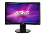 Bild: Asus VH192D Normalansicht. Nur zwei statt vier Lampen für die Hintergrundbeleuchtung. das soll beim Asus VH192D Strom sparen. Der Verbrauch liegt unter 30 Watt im Betrieb. (Bild: Asus)
