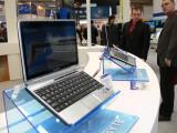 Bild: Auch Gigabyte bietet ein besonders flaches Netbook an.