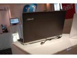 Bild: Das erste Asus-Bambus-Notebook für die Serienfertigung erscheint voraussichtlich im ersten Halbjahr 2010.