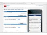 Bild: AppMakr ist einer der bekanntesten Dienste für webbasierte Entwicklung.