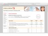 Bild: Collmex bietet Module für Rechnung, die Buchhaltung und kombinierte Komplettpakete.