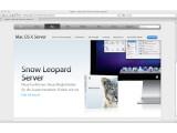 Bild: Die Version des Apple-Betriebssystems für Server bietet Webhosting, gemeinsames Adressbuch und Kalender und sogar Videokonferenzen.