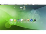 Bild: OpenSUSE 11.3 besitzt eine eigene Oberfläche für Netbooks oder andere Geräte mit kleinem Bildschirm. (Bild: Novell)
