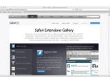 Bild: Apple präsentiert gute Erweiterungen in der Safari Extension Gallery.
