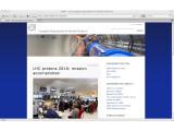Bild: Das HTTP-Protokoll ist wie HTML auch am CERN entstanden.
