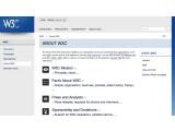 Bild: Das W3C ist eines der Gremien, die Standards für das Web festlegen. (Bild: Netzwelt)