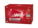 Bild: Nintendo ehrt sein Maskottchen Super Mario zum 25. Geburtstag mit einer Sonderedition der Wii. Die rote Wii inklusive Spielepaket ist derzeit für rund 180 Euro erhältlich. (Bild: Amazon)