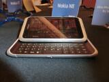 Bild: Auf einer Nebenveranstaltung der CES hatte netzwelt die Möglichkeit, das Nokia E7 zu eine Weile zu testen. (Bild: netzwelt)