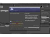 Bild: Die Oberfläche von Adobe After Effects CS5 erinnert stark an Premiere Pro. (Bild: Netzwelt)