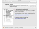 Bild: Mac OS X 10.6 bringt mit dem Apache einen vollwertigen HTTP Server mit. (Bild: Netzwelt)
