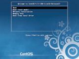 Bild: Mit der Live-CD lässt sich der RHEL-Klon CentOS 5.5 ohne Probleme testen. (Bild: Netzwelt)