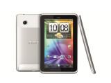 Bild: HTCs Tablet bietet jeweils eine Kamera auf Vorder- und Rückseite. (Bild: HTC)