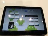 Bild: Größer und mit neuer Android-Version (3.0 / Honeycomb). Mit dem ursprünglichen Galaxy Tab hat die Neuvorstellung nicht mehr viel gemeinsam (Bild: netzwelt)