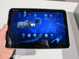 Bild: Mächtiger iPad-Verfolger: Das Motorola Xoom kommt nun doch nach Deutschland - und tritt mit Nvidias Tegra 2-Prozessor ordentlich aufs Gaspedal. (Bild: netzwelt)