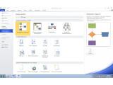 Bild: Microsoft Office Visio kann sehr ansprechende Visualisierungen erstellen. (Bild: Netzwelt)