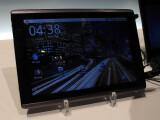 Bild: Auf dem Tablet mit 10,1 Zoll großen Bildschirm installiert Acer Android 3.0