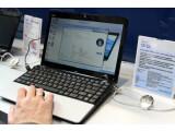 Bild: Asus EeePC1215B - Netbook mit 12 Zoll großem Bildschirm und AMD Brazos.
